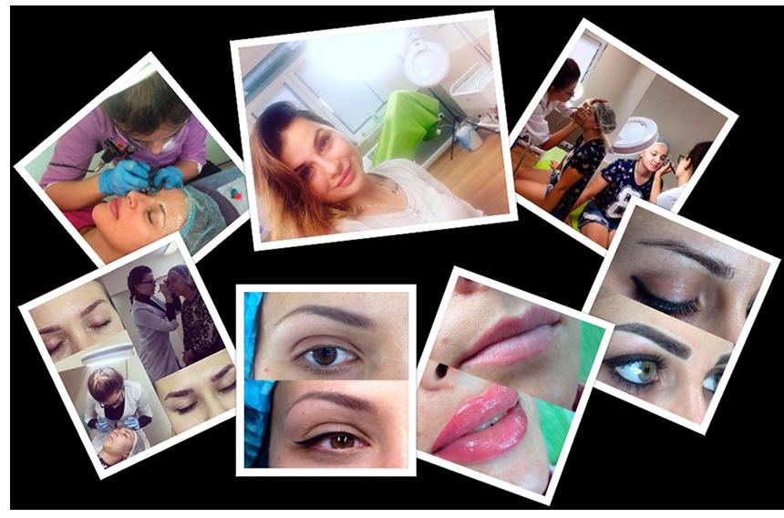 Школа-студия перманентного макияжа